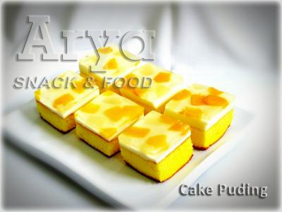 Cake Puding