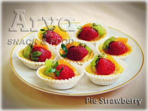 Pie Strawvberry
