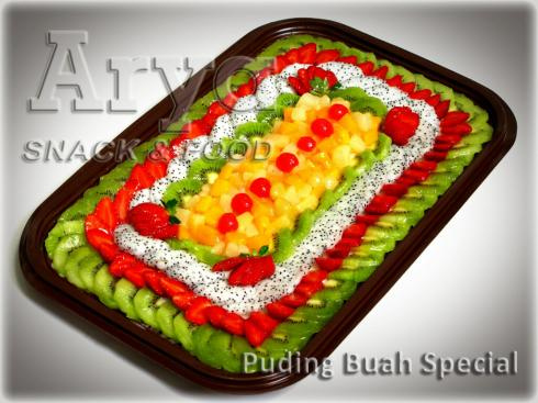 Puding Buah Special