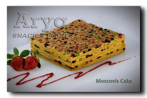 Lapis Legit Moscovice