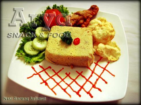 Nasi Goreng Selimut